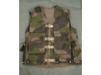 WW2 Special Operations Executive (SOE) Vintage SAPPERS Vest (1980s silvermans remake?)