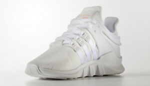 ADIDAS WHITE SHOES EQT SUPPORT