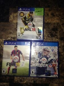 3 PS4 GAMES FOR $20
