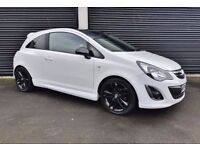 2014 VAUXHALL CORSA 1.2 LIMITED EDITION 3 DOOR PETROL FINANCE AVAILABLE