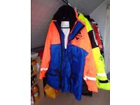 Fladen fishing jacket - medium