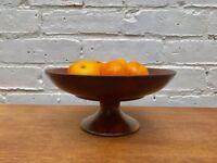Wooden Fruit Bowl / Bon Bon Dish #350