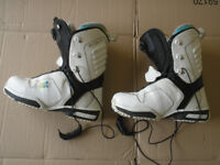 Salomon Pledge snowboard boots UK size 7.5