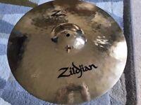"""Zildjian Z3 17"""" Crash Cymbal (Free P+P)"""