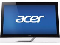 "Acer 27"" T272HL Full HD LED TouchScreen Monitor Display 5ms UM.HT2EE.005"