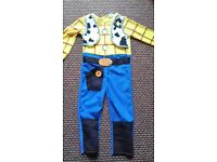 Toy Story Woody costume - age 3-5yrs