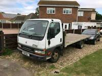 Mitsubishi canter diesel truck Export £1500