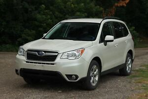 2014 Subaru Forester 2.5i Convenience Package ONLY 28K | CERT...