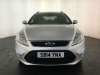 2014 FORD MONDEO ZETEC BUS EDN TDCI ESTATE 1 OWNER SERVICE HISTORY FINANCE PX