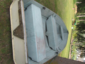 For Sale  12 ft. Smoker Craft  aluminum boat