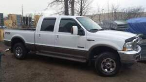 2004 Ford F-250 King ranch Pickup Truck