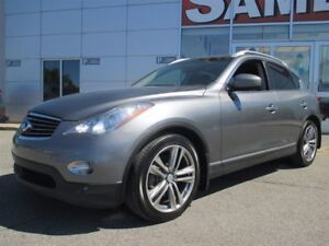 2015 Infiniti QX50 JOURNEY+AWD+TOIT+CUIR+MAGS