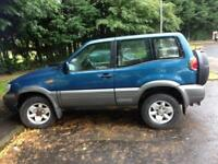 Nissan Terrano 2.7 TDi SE 52 Plate For Spares/Repairs