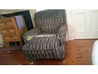 Old traditional chair... Needs tlc