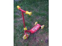 Good scooter for little children