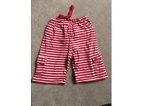 Jojo maman Bebe shorts age 3-4
