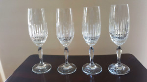 Crystal / Wine Glasses and Champagne Glasses