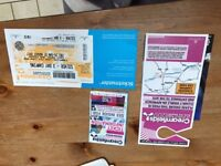 Creamfields Silver 4 day camping with parking - Grab a bargain /cheap tickets