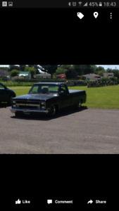 Chevrolet c-10 1985