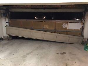 Garage door repairs and openers installation
