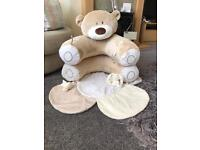 Mothercare Sit Me Up Bear