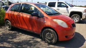 2006 Toyota yaris year left on safety 850$