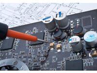 TV-Laptop-PC-Mobile Phones-General Electronics Prompt Repairs Service