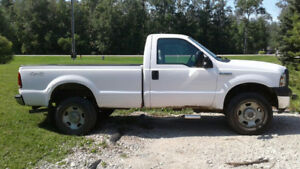 2006 Ford E-350 Pickup Truck