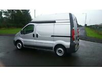 2008 VAUXHALL VIVARO MINT TWO OF THEM