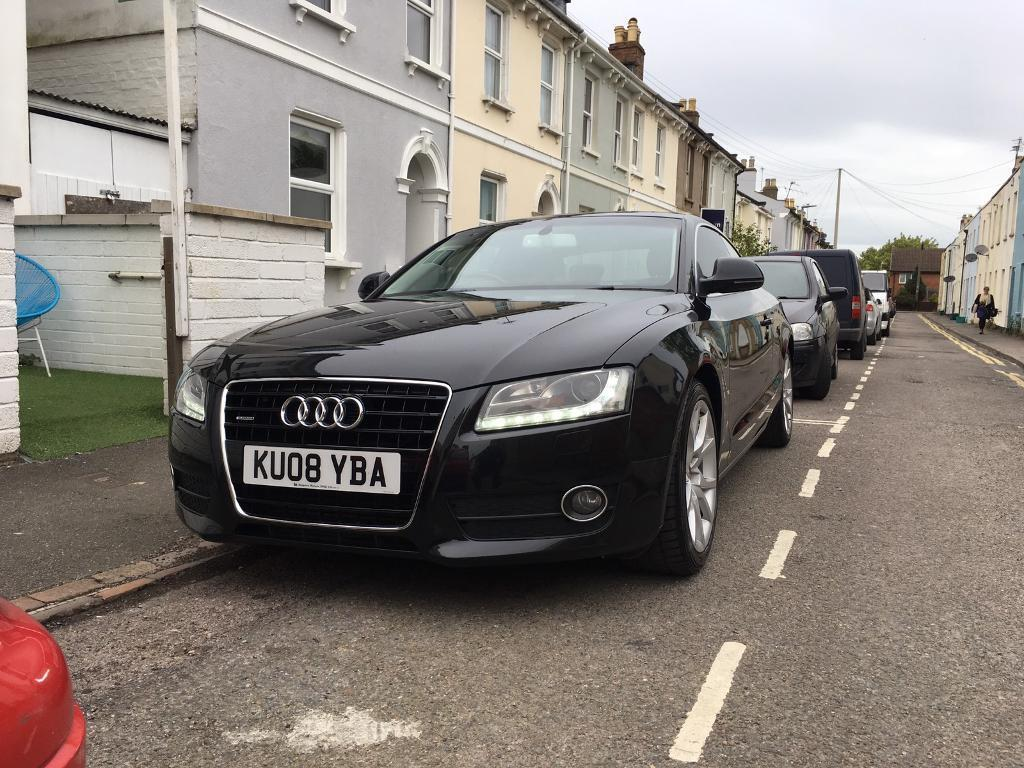 audi a5 3 0 tdi quattro sport manual in cheltenham gloucestershire gumtree. Black Bedroom Furniture Sets. Home Design Ideas