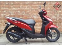 Honda Vision 110cc, ONLY 10 MILES! 1 Owner!