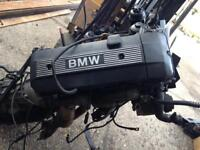BMW M54B25 bare block spares repair 325 525 e46 e39