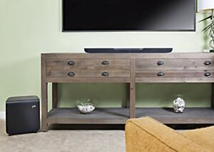 Polk Audio Magnifi One with Wireless Sub woofer and free setup.