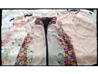 blouses/ tops bundle 16/18