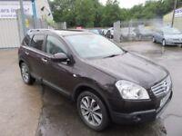 Nissan Qashqai N-TEC PLUS 2 DCI (black) 2009