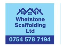 Competitive pricing for all scaffolding