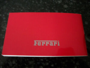 FERRARI WATCH * MONTRE FERRARI *#116818446 * ORIGINAL*NEGOTIABLE