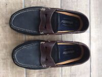 Boat Shoes (Size 9.5) Excellent Condition! Marks & Spencer, Fresh Feet Technology