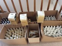 Job Lot of White to Brown Tanning Lotions