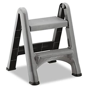 Rubbermaid Folding Step Stool - 4209-03