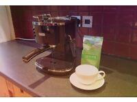 DeLonghi Eco310 black - Espresso / Cappuccino Maker