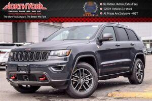 2017 Jeep Grand Cherokee New Car Trailhawk|4WD|Sunroof|Act.Saf.P