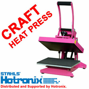 Hotronix Craft Heat Press Silhouette Cameo heat transfer UL Appr