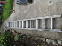 26 ft Double Aluminium Ladder
