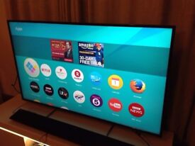 PANASONIC 55-inch Smart 4K ULTRA HDR LED TV,built in Wifi,Freeview HD,Netflix, in good CONDITION
