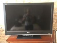 Sony Bravia 40inch TV with Freeview