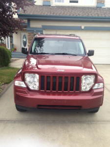 2008 JEEP LIBERTY 4X4 'CARPROOF' EX CONDITION
