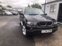 2005 BMW X5 3.0 d Sport 5dr FSH+ 2 PREVIOUS OWNER