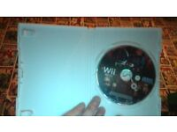 Wii U 32GB console with Mario Kart 8 installed + More games