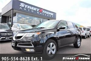 2011 Acura MDX Tech Pkg| NAVI | BACKUP CAM | AWD | DVD | SUNROOF